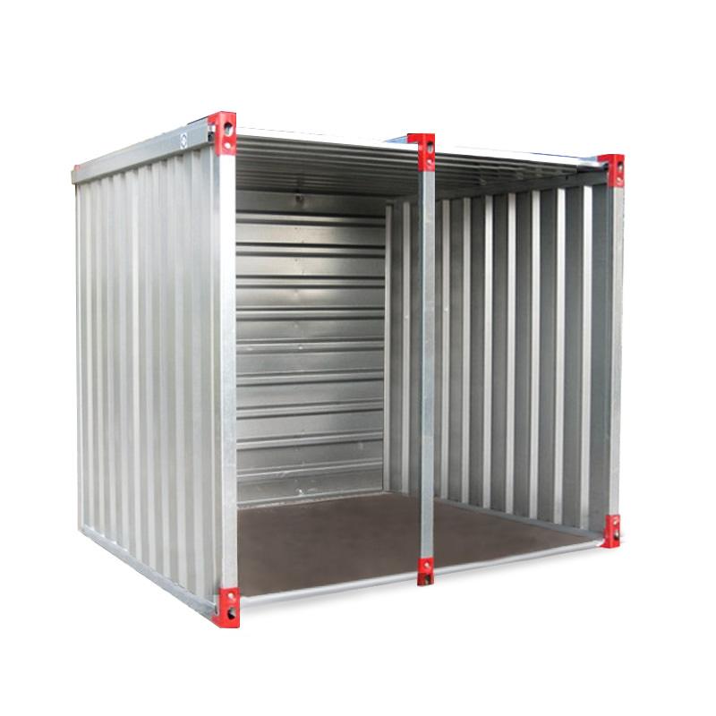 Raucherunterstand Smoke-Star Container 2m