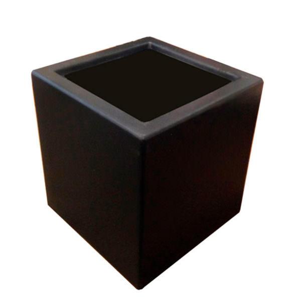 Boden Einbausystem Kunststoffsockel schwarz