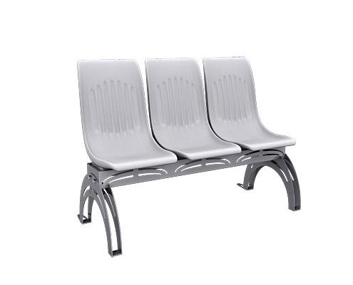 Sitzbank 3-er