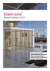 Katalog Indoor Green-Line Nichtraucherschutz