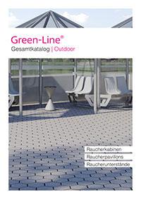 Katalog Outdoor Green-Line Nichtraucherschutz