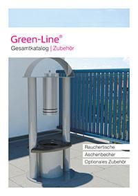 Katalog Zubehör Green-Line Nichtraucherschutz