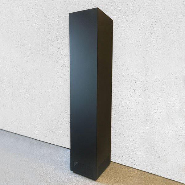 Strong Air Tower Antivir, schwarz, Luftreiniger für Raucherräume
