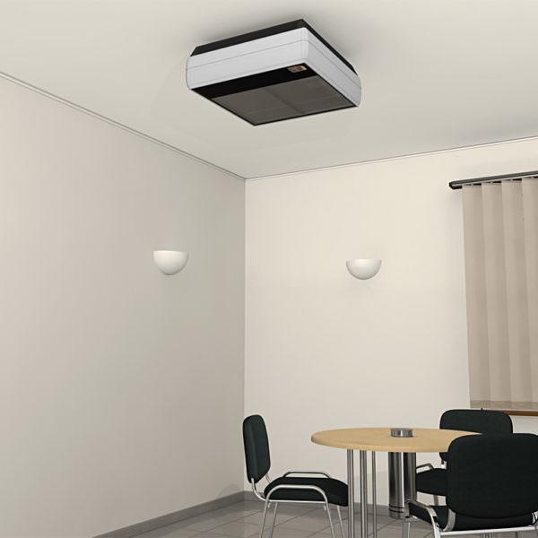 Rauchverzehrer Smoke-Room 3400 Deckenmontage