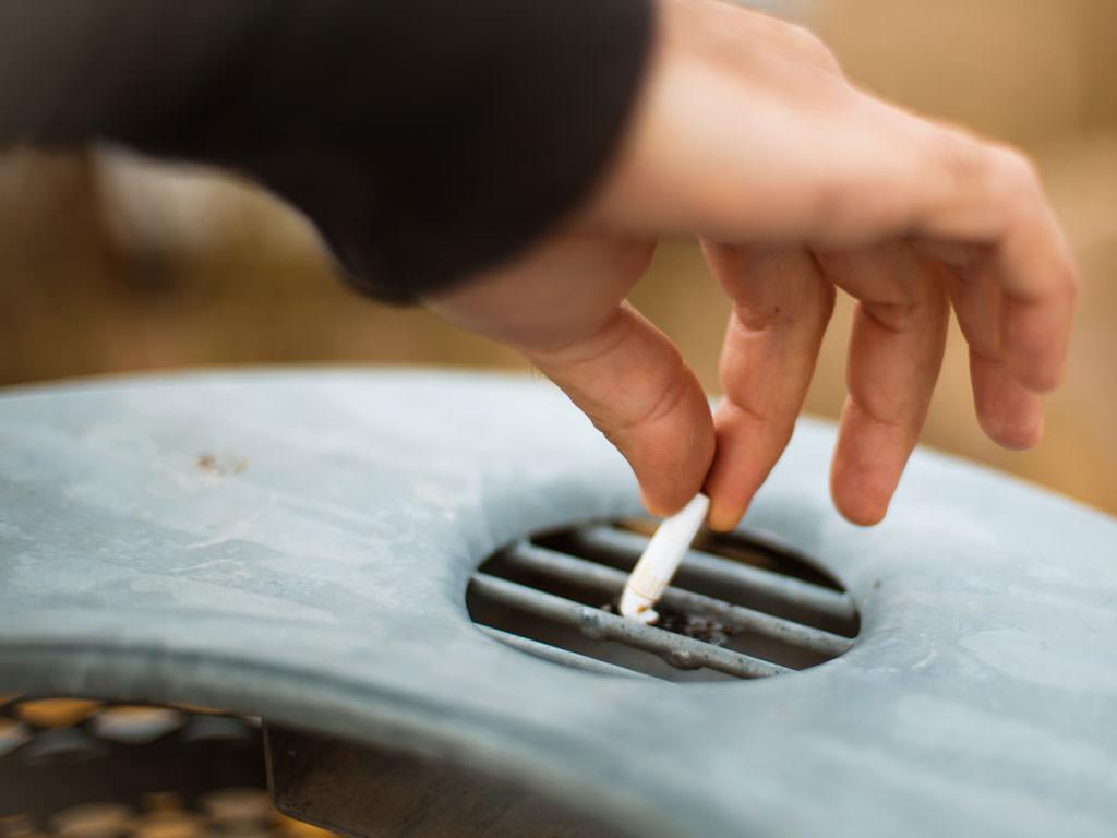 Aschenbecher sind mehr als nur ein modisches Zubehör?